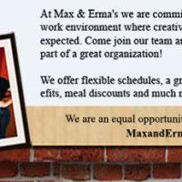 MaxandErmas.jobs